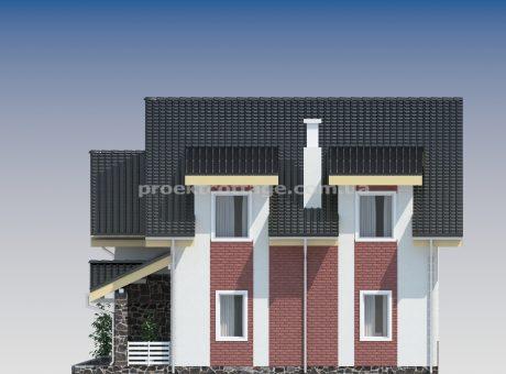 Кленовий лист-fasad4