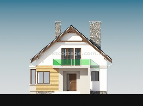 МІЛОШ fasad1