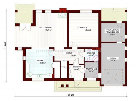 Суховоля-8-1этаж